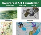 Rainforest Artists in New York